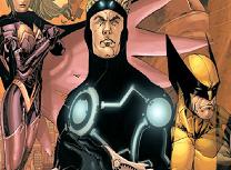 X-Men Chestionar
