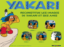 Yakari Puzzle
