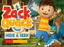 Zack si Quack De-a V-ati Ascunselea