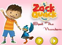 Zack si Quack Numere Ascunse