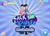 Zack si Xander Puzzle