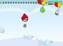 Zboara cu Angry Birds