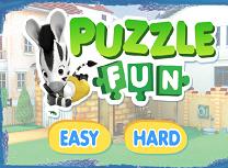 Zebra Zou Puzzle