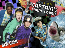 Zeke Luther Si Capitanul