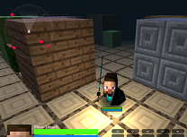 Zombi Minecraft