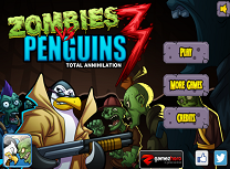 Zombi Vs Pinguini