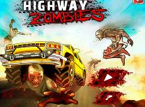Zombi pe Autostrada