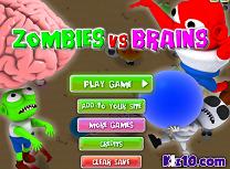 Zombi vs Creiere