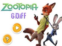 Zootopia Diferente