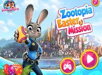 Zootopia Misiune de Paste