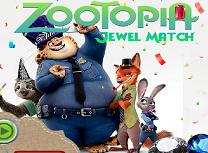 Zootopia Potriveste Diamantele