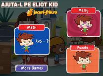 Ajuta-l pe Eliot kid