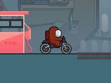 Among Us Curse cu Motociclete