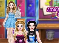 Amy Outfit de Liceu