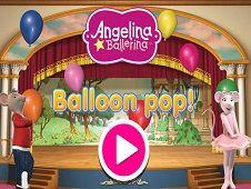 Angelina Balerina Sparge Baloane