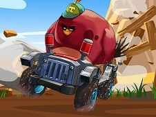 Angry Birds Kart Stele Ascunse