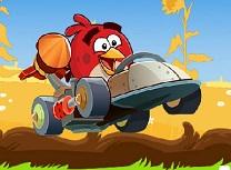 Masini Angry Birds Litere Ascunse