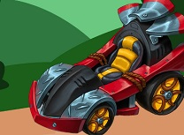 Angry Birds Racers Puzzle