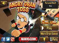 Angry Gran Run Toss