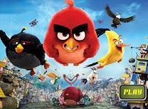 Tinte Angry Birds Filmul