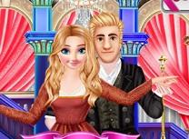 Anna si Kristoff Zi Perfecta la Scoala