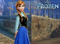 Anna in Regatul de Gheata Puzzle