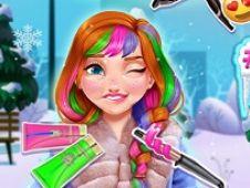 Annie Coafuri Chic de Iarna