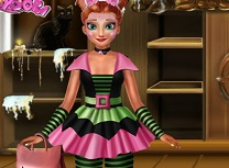 Annie Petrecere de Halloween