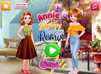 Annie Remix Vintage Modern