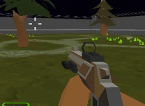Combat Pixel Zombie