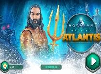 Aquaman Cursa spre Atlantis