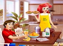Ariel Mic Dejun al Dragostei cu Eric