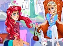 Elsa si Ariel Visul
