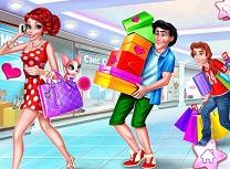 Cumparaturi de Valentines Day