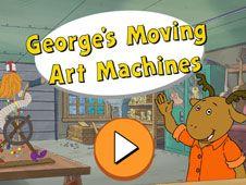 Arta Miscatoare a lui George