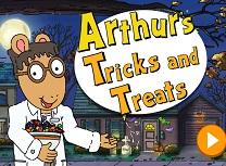 Arthur de Halloween la Colindat