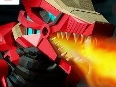 Asamblati Tiranobot 3D