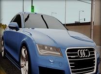 Audi A7 Diferente