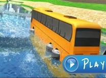 Simulator de Autobuz pe Apa