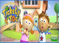 Aventura cu Tommy si Tallulah
