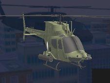 Aventura de Condus Elicoptere