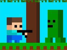 Aventura lui Minecraft Steve