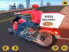 Baiatul cu Pizza Simulator de Livrari