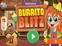 Super Eroinele DC Burrito Blitz