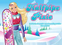 Barbie si Sporturile de Iarna