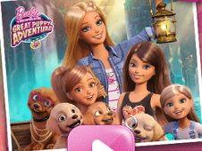 Barbie Aventura cu Catelusi