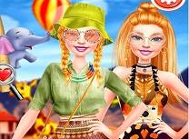 Barbie Aventura in Safari