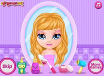 Barbie Coafuri pentru Scoala