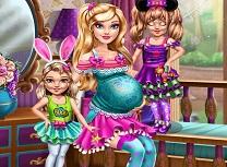 Barbie cu Bebelusi