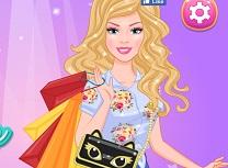 Barbie Cumparaturi din Vitrina